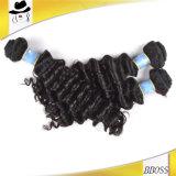 бразильское выдвижение 100% человеческих волос выдвижения волос 10A