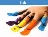 Цветной порошок пигмента фиолетовый 23 для пластика (слегка голубоватый)