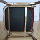 ホテルのためのハイエンドアルミニウムスタッキングの宴会場の椅子