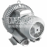 La meilleure vente de 18,5 kw vortex pour la coupe de la machine de soufflage air