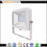 Epistar IP65 공원을%s 130lm/W 세륨 RoHS 알루미늄 85-265V LED 투광램프