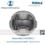 Isuzu 6HK1 9011 Electirc Öl-Galerie-Kolben des Einspritzung-Motor-Kolben-4HK1 in der Mahle Marke
