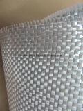 Paño Roving tejido fibra de vidrio, tela de la fibra de vidrio