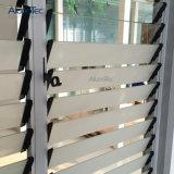 Окно Jalousie жалюзиего штарки 75 серий алюминиевое стеклянное с сетью экрана