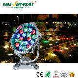18W LEDの屋外の水中噴水LEDランプ