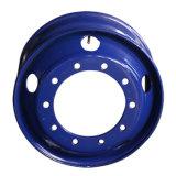 Cerchioni d'acciaio senza camera d'aria molto popolari del rimorchio e del camion