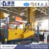 高性能! 携帯用井戸の掘削装置(HFX400/500)