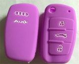 Sy06-01-001는 연약한 다채로운 실리콘 차 키 덮개를 도매한다