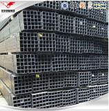 Tubi d'acciaio di Rhs di Shs del gruppo di Tiain ss saldati o tubo quadrato d'acciaio del ferro del quadrato della sezione senza giunte della cavità
