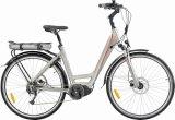 Vélo électrique de ville d'En15194 700c avec le Mi-Moteur (FR-TDB12Z)