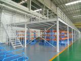 Plataforma industrial del acero del metal del almacenaje del almacén