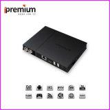 Ipremium I9プロDVBのサテライトレシーバのセットトップボックスのデコーダーの受容器TVボックス