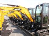 Sany 3.5t nessuno zappatore del mini escavatore dell'oscillazione della coda mini da vendere