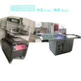 Máquina de impressão fina plástica da tela da folha lisa