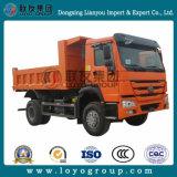 Sinotruk HOWO 4*2 266HP Dump 판매를 위한 트럭