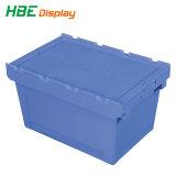 Bolsa de plástico de almacenamiento de plástico con tapa