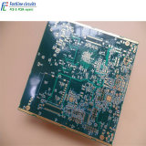 Placa PCB nua de cobre, PCB de alta freqüência, Placa de circuito impresso em branco