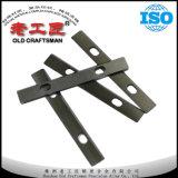 Piezas insertas de la carpintería de las herramientas de corte de la carpintería