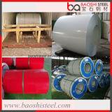 La couleur a galvanisé la bobine en acier pour le réservoir de stockage de pétrole et la feuille de toiture