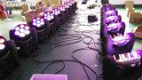 Tête mobile de faisceau de la lumière 7*12W RGBW DEL d'étape de DEL