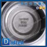 Válvula de puerta eléctrica de Didtek Wcb