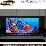 より軽いダイカストで形造るキャビネットのレンタル高い定義屋内P1.923 LED表示