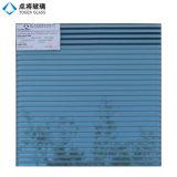 La qualité a coloré l'écran en soie stratifié durci en verre