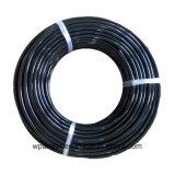Le flexible haute pression à trois fils d'acier de la couche de résine tressée flexible 12.7x22mm