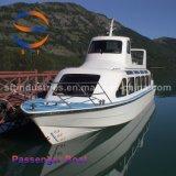 barco China de la velocidad del barco de motor del barco de pasajero del 14.28m FRP