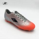 Sapatas internas do futebol da melhor qualidade para o miúdo Zs-001# dos homens