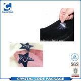 軽量の柔らかい衣類の転送のステッカーのラベル