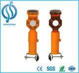 Zonne de Aangedreven LEIDENE AmberLichten van de Waarschuwing met de Sensor van de Hoge Intensiteit