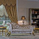 Koninklijke Klassieke Stevige Houten Bank van Ontwerp 0061 de Gouden Europ