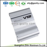 De Uitdrijving van het Aluminium van hoge Prestaties voor Radiator van de Apparatuur van de Auto Heatsink de Audio