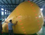sacchetto di acqua del peso di prova del caricamento della gru del PVC 1-50ton
