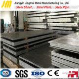Piatto d'acciaio ad alta resistenza strutturale del macchinario di ingegneria