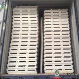 Pannelli a sandwich dell'unità di elaborazione con la memoria della lamina di metallo e del poliuretano