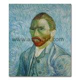 Van Gogh Autoportrait de reproduction de peinture d'huile