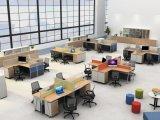 [أفّيس دسك] أثاث لازم حديث تضمينيّة طاولة 4 شخص مركز عمل