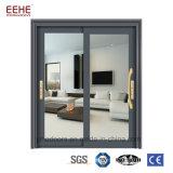 낮은 E 유리제 알루미늄 유리제 미닫이 문, 주거 미닫이 문
