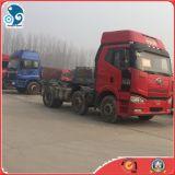 testa cinese del camion utilizzata 2015y di 6X4 Delong da vendere