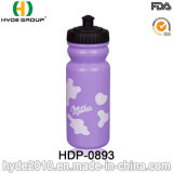 600ml EP Plastic Squeeze Sports Toilets Bottle for Promotions (HDP-0893)