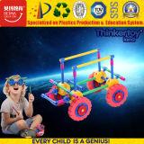 Качество ветряной мельницы блоки Детский Фэнтези-Sky колеса Иву игрушка