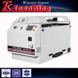 5 Mittellinie CNC-Metallwasserstrahlausschnitt-Maschine mit abschrägenkopf