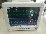 Monitor paciente de los parámetros del Portable seises para los animales