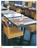 Insiemi giranti rotondi superiori di marmo della Tabella pranzante della Tabella pranzante