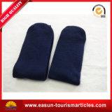 Los calcetines disponibles de aviones más baratos del algodón
