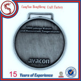 Médaille sportive en métal de Sourvenir 3D