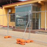 건축에 의하여 사용되는 안전 임시 철망사 담