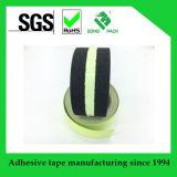 Resplandor antirresbaladizo de la cinta de la venta caliente 2017 en la cinta oscura